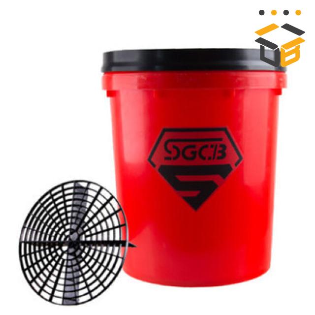 SGCB 패드세척기 (블랙/레드) 랜덤발송