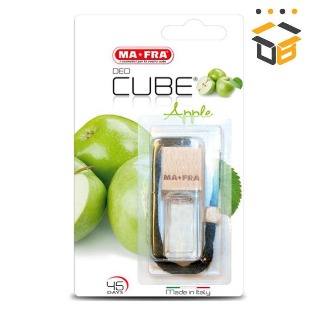 마프라 큐브 차량용방향제 애플