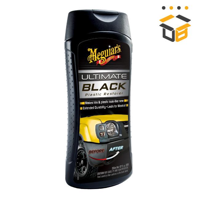 맥과이어스 울티메이트 블랙 355ml 플라스틱 복원제 G15812