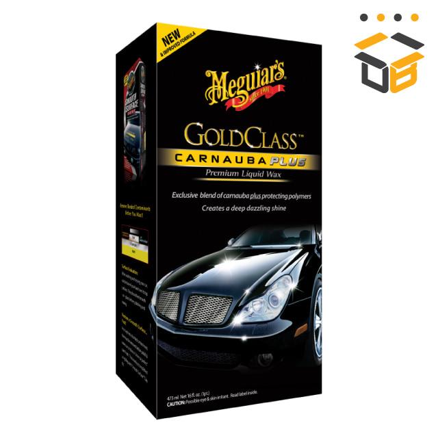 맥과이어스 골드클래스 카나우바플러스 액체 왁스 G7016(473ml)