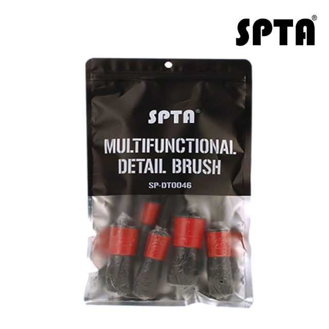 SPTA DBS 디테일링 세차 브러쉬 세트 5개입