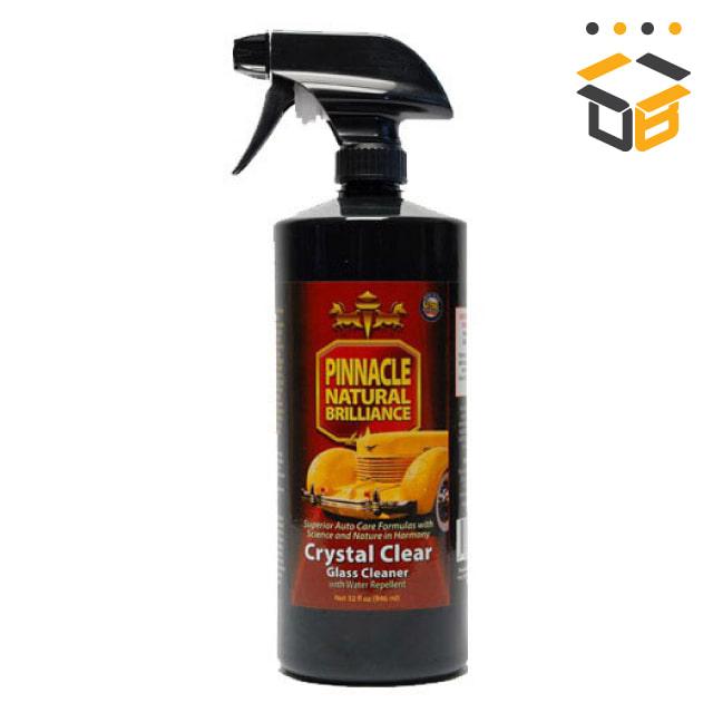 피나클 크리스탈 클리어 글래스 크리너 32oz