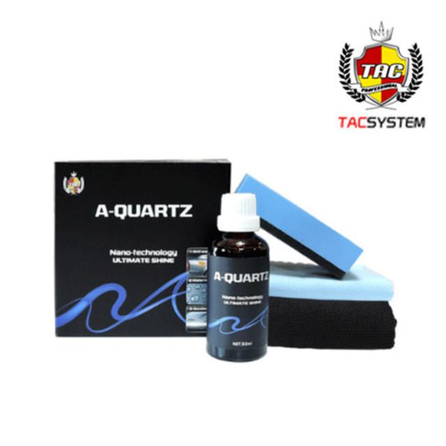 TAC시스템 A-QUARTZ 에이쿼츠 50ml 유리막코팅제